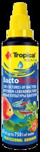 TROPICAL BACTO-ACTIVE - żywe kultury bakterii do akwarium słodkowodnego i morskiego