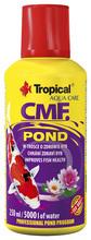 TROPICAL CMF POND preparat do oczek wodnych, wspomaga ryby w walce z niebezpiecznymi patogenami, takimi jak bakterie i grzyby