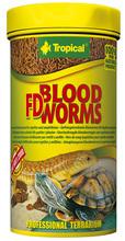 TROPICAL FD BLOOD WORMS - larwy ochotki dla gadów i płazów