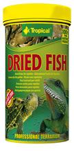 TROPICAL DRIED FISH - suszone ryby dla gadów