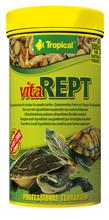 TROPICAL VITAREPT - pokarm z krewetkami dla żółwi wodnych