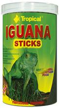 TROPICAL IGUANA STICKS - podstawowy pokarm dla dorosłych legwanów zielonych