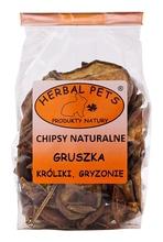 Herbal Pets Gruszka - chipsy naturalne 75g