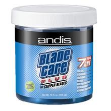 Andis Blade Care Plus - płyn do konserwacji maszynek oraz ostrzy, atomizer 453ml