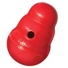 """Kong Wobbler Snackball """"Bańka Wstańka"""" interaktywna zabawka dla psa ZOBACZ FILM! Znów dostępne!"""