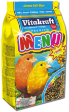 Vitakraft MENU VITAL - pokarm dla kanarka 500g lub 1kg