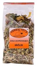 Herbal Pets Królik- zioła uzupełniające dla królików i gryzoni. 100g