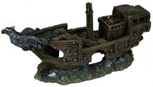 Trixie Wrak statku - ozdoba do akwarium 32 cm