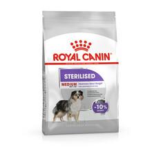 ROYAL CANIN Medium Sterilised - karma dla psów dorosłych ras średnich po sterylizacji lub kastracji