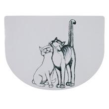 """TRIXIE - Pussy Cat - podkładka pod miski """"KOT"""""""