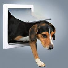 TRIXIE - Drzwiczki dla średniego psa S-M