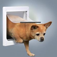 TRIXIE - Drzwiczki dla małego psa, XS-S