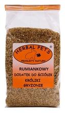 Herbal Pets Rumiankowy dodatek do ściółek dla gryzoni 50g
