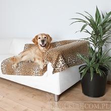 """Trixie Leopard- kocyk polarowy dla psa, wzór w """"panterkę"""""""