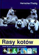Rasy kotów- Herrscher, Theilig, wyd. Multico