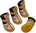 CAMON Marrone Boots - buty profilowane dla psa, 4 sztuki, kolor beżowy