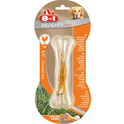 8in1 Delights Strong- wytrzymała kość z naturalnym mięsem kurczaka dla psów intensywnie i długo żujących...