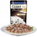 Gourmet A La Carte - wyjątkowe saszetki dla wyrafinowanych kocich koneserów, 85g