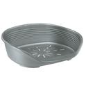 Ferplast Siesta DELUXE- legowisko z tworzywa kolor srebrny