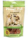 PLANET PET SOCIETY Duck Strip - kawałki kaczki, przysmaki dla psa, 100g