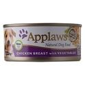 Applaws Natural Dog Food Kurczak i warzywa- puszka dla psa 156g, 100% naturalna karma!