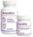 Dolfos Amyladol - Enzymy trawienne 30 tabletek, 90 tabletek
