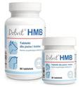 Dolvit (Dolfos) HMB- karma uzupełniająca dietetyczna dla psów i kotów, 30 tabl, 90 tabletek