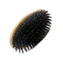 GROOMER.COM.PL - szczotka z naturalnym włosiem bez rączki