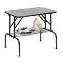 MIDWEST - półka na akcesoria do stołu z blatem o wielkości 91 cm x 61 cm
