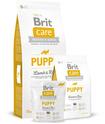 Brit Care Puppy Lamb & Rice - karma dla szczeniąt z jagnięciną
