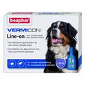 Beaphar VERMICON DOG L - Preparat na ektopasożyty dla psów (>30 kg) 3x4,5mm