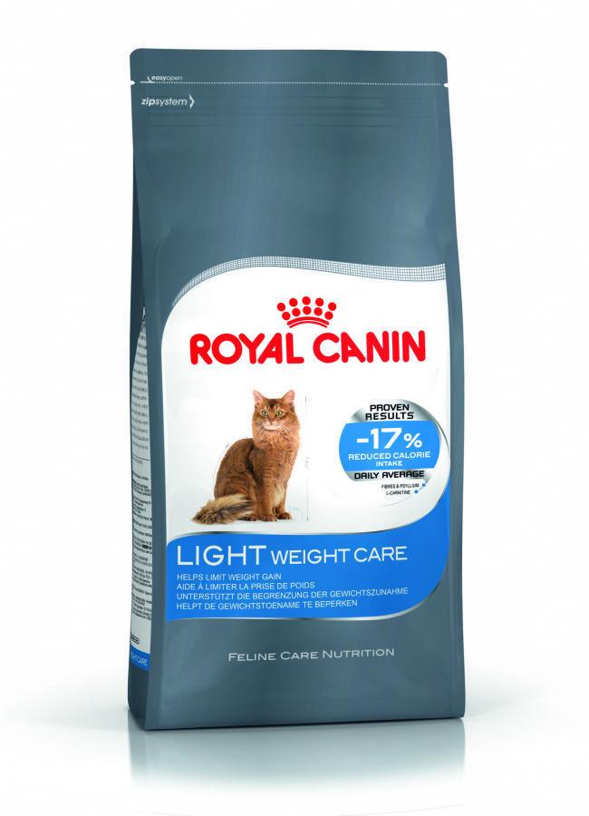 ROYAL CANIN LIGHT WEIGHT CARE - karma dla dorosłych kotów z tendencją do nadwagi