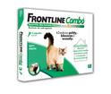 FRONTLINE COMBO - dla kota na pchły i kleszcze, 3 pipetki