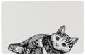 TRIXIE Zentangle Cat - Podkladka pod miski