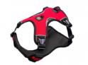 JOQU Warrior Harness - szelki, uprząż dla psa kolor czerwony
