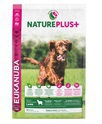 EUKANUBA Nature Plus+ Puppy&Junior - karma dla psa bogata w świeżo mrożoną jagnięcinę