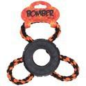 HAGEN Zeus Bomber Tri Loop - gumowa zabawka dla psa