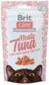 BRIT Care Cat Snack Meaty Tuna - przysmak dla kotów 50g