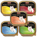 ANIMONDA Vom Feinsten  Kastrierte Katzen-karma dla kotów kastratów (dawny Light Lunch) - szalka 100g