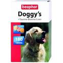 BEAPHAR Doggy's mix - 180 tab, witaminowy przysmak dla psów