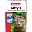 BEAPHAR- kitty's mix + tauryne-biotyne 75 lub 180 tabletek