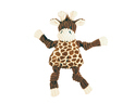 HUGGLE HOUNDS – pluszowa zabawka z piszczałkami dla psa, żyrafa
