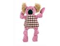 HUGGLE HOUNDS – pluszowa zabawka z piszczałkami dla psa, koala