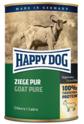 HAPPY DOG Ziege Pur - 100% Koza - mokra karma dla psa, 400g