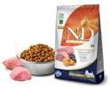 FARMINA N&D Pumpkin Lamb & Blueberry Adult Mini karma dla dorosłych psów małych ras 800g i 2,5kg