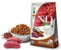 FARMINA N&D Quinoa Skin & Coat Venision jeleń, kokos i kurkuma - karma dla psów 800g i 2,5kg
