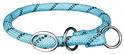TRIXIE Obroża zaciskowa Sport Rope dla psa, jasnoniebieska
