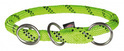 TRIXIE Obroża zaciskowa Sport Rope dla psa, jasnozielona