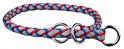TRIXIE Obroża zaciskowa Cavo w kolorze niebiesko-czerwonym