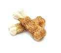 SMACZAKI Kość prasowana z kurczakiem 11cm przysmak dla psa, 2 sztuk